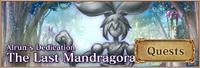 The Last Mandragora