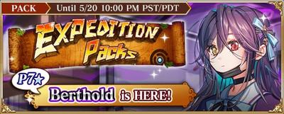 Expedition Packs (Berthold)