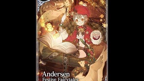 ⌈Age of Ishtaria⌋ Andersen