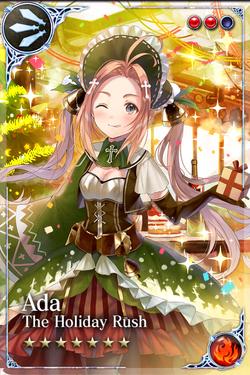 Ada (Christmas)+1