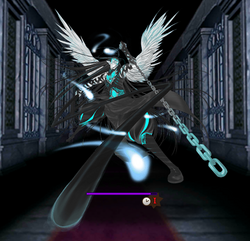 Chaos Angel Sandalphon