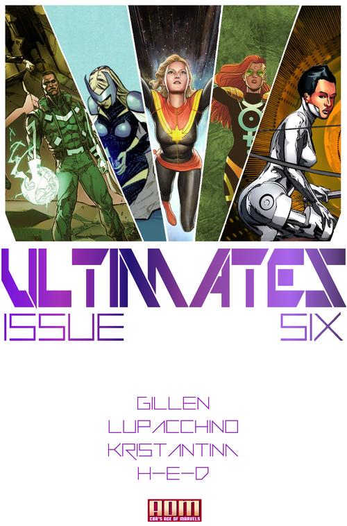 Ultimates Vol 1 6