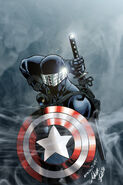 Snake eyes with shield by swave18-d4xzii3