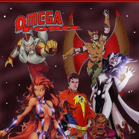 Omega Force Promotional Image