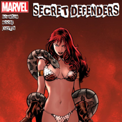 The Secret Defenders #8
