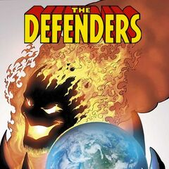 The Defenders promotional Image