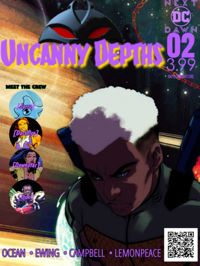 Uncanny Depths Vol 1 2