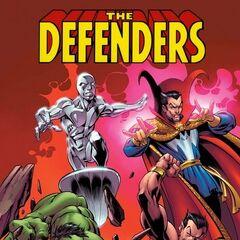 The Defenders #0
