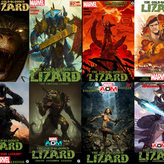 The Cold-Blooded Lizard Vol. 1