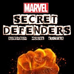 The Secret Defenders #10