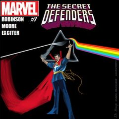 The Secret Defenders #7