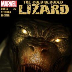 The Cold-Blooded Lizard #1