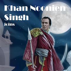 Khan Noonien Singh character reward!