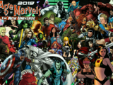 Age of Marvels: the New Universe