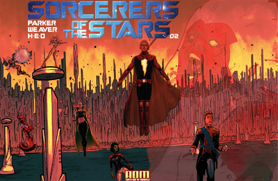 Sorcerers of the Stars Vol 1 2
