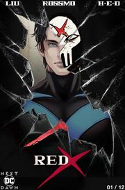 Red X Vol 1 1
