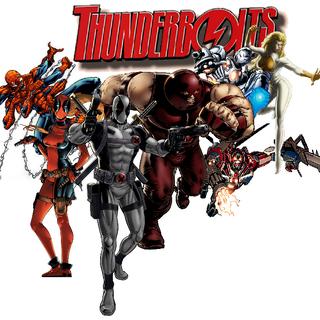 Thunderbolts Promotional Art