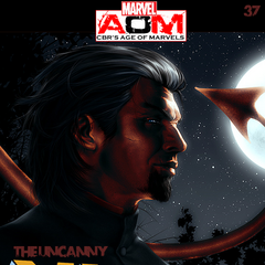 Uncanny X-Men #37