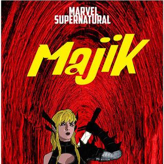 Magik #5 Alternate Cover