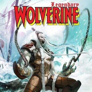 Legendary Wolverine #2