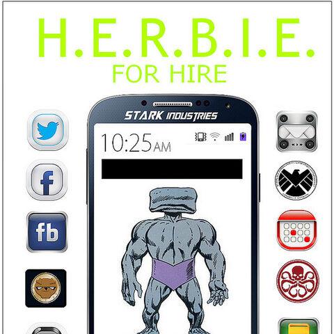 H.E.R.B.I.E. FOR HIRE #2