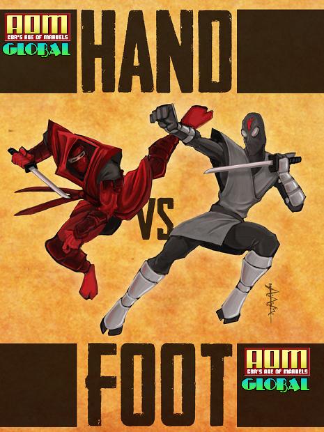 HandvFoot