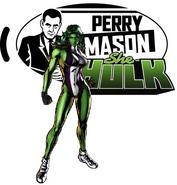 Perry Mason joins She-Hulk