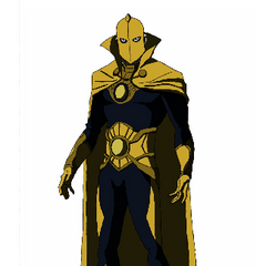Promotional Image - Dr. Fate
