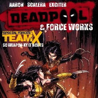 Deadpool & Forceworks #1