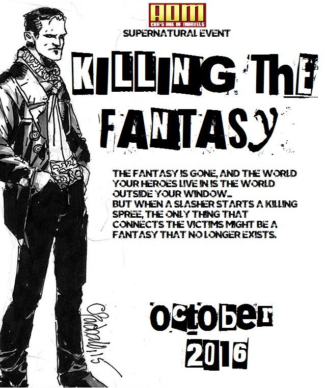 Killing the Fantasy promo
