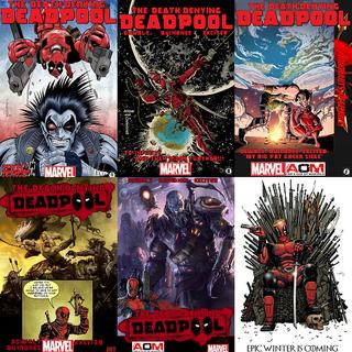 The Death-Denying Deadpool Vol.1 #4-8