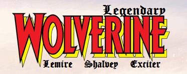 Legendary Wolverine logo