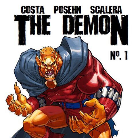 The Demon #1