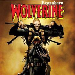 Legendary Wolverine #3