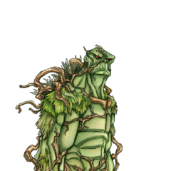 Promotional Image - Swamp Thing