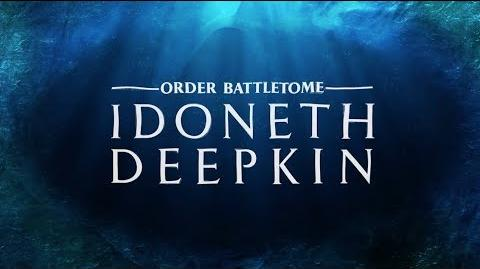 Designing the Idoneth Deepkin Rules