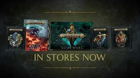 Warhammer Age of Sigmar Soul Wars - In Stores Now