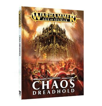 Battletome Chaos Dreadhold