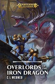 Overlords of the Iron Dragon Cover