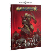 Death Battletome Flesh-eater Courts 2019 cover