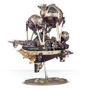Arkanaut Frigate heavy skyhook Kharadron miniature