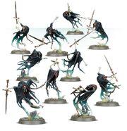 Bladegheist Revenants miniatures 01