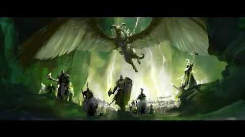 Soul Wars Animated Trailer