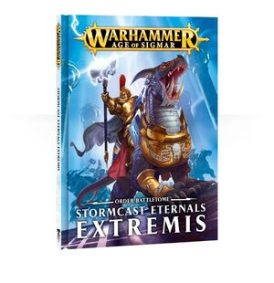 Order Battletome Stormcast Extremis Sigmarlore