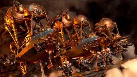 Kharadron Overlords Pre-order 15th April