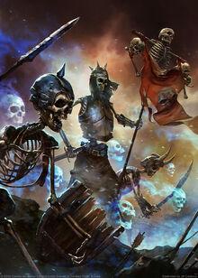 Skeleton Warriors 4