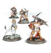 Castigators Gryph Hound miniatures 01