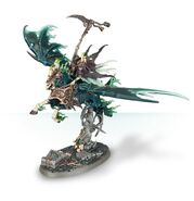 Reikenor the Grimhailer miniature 01