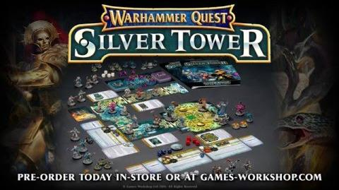 Warhammer Quest Silver Tower Overview