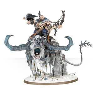 Huskard Stonehorn Beastclaw Raiders Miniature